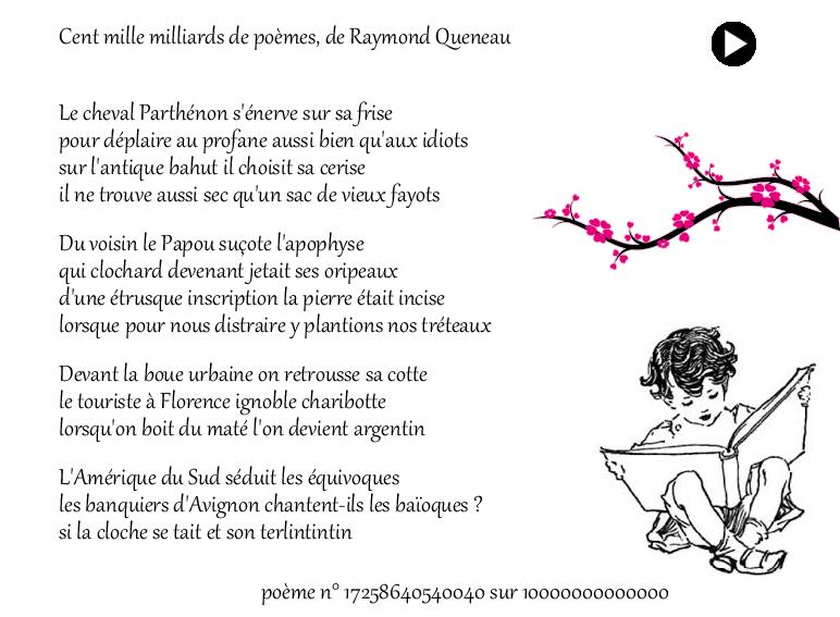 Poésie Et Informatique En Icn Lycée François Mauriac